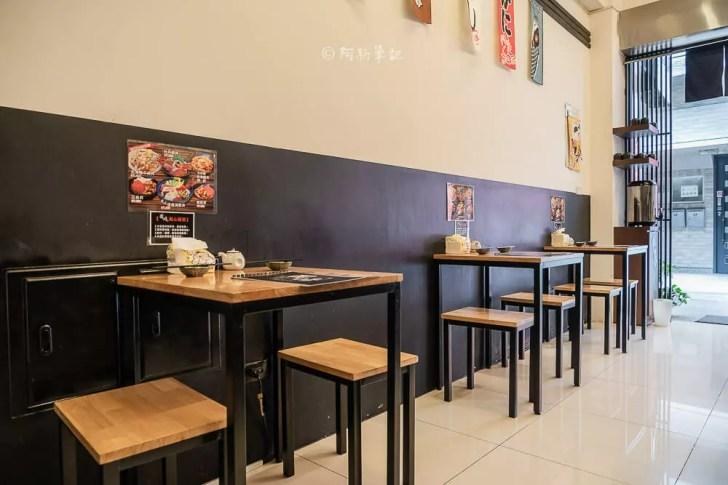 DSC08687 - 熱血採訪│隱藏一中巷弄內的日式料理店,三色丼爆豐滿,還有小鮮肉帥老闆的岡崎日式料理