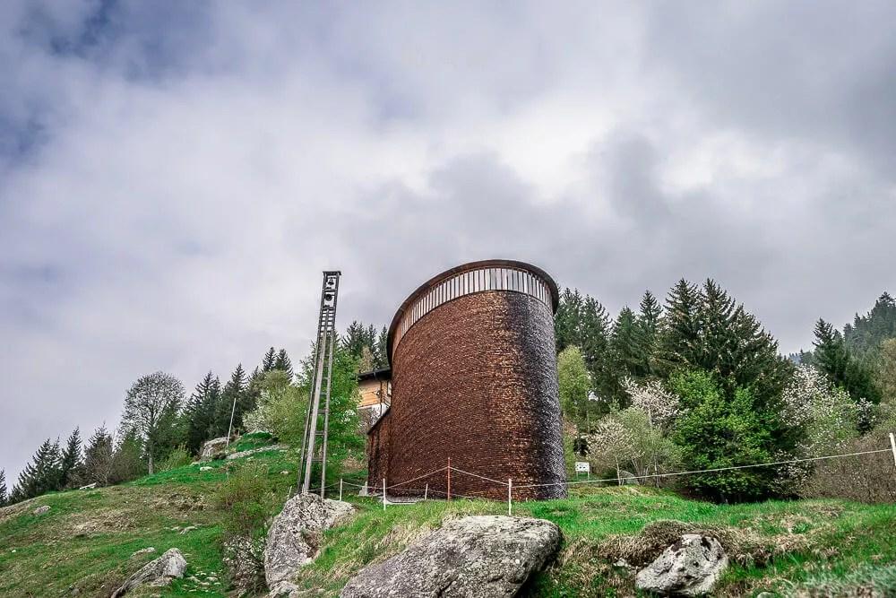 聖本尼迪克特教堂,瑞士聖本尼迪克特教堂