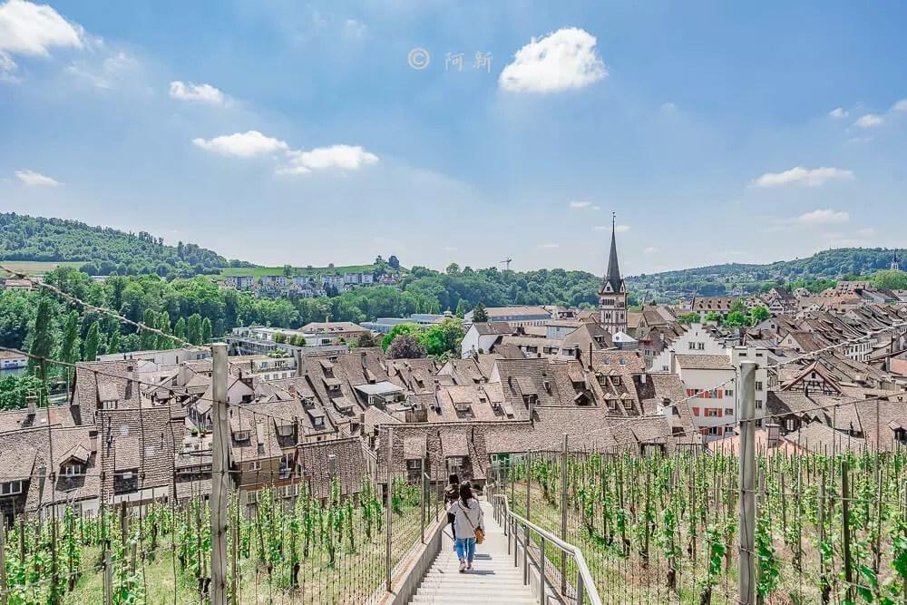 米諾要塞,沙夫豪森米諾要塞,Munot堡壘,梅諾城堡,梅諾要塞,瑞士旅遊景點-45