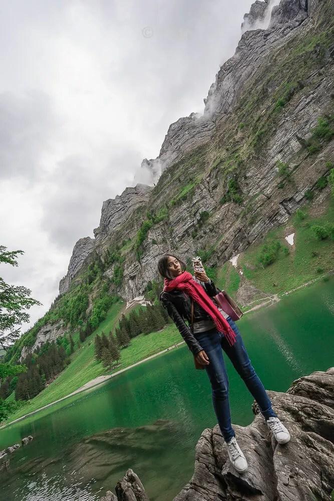 瑞士阿彭策爾塞阿爾卑湖,Seealpsee,塞阿爾卑湖,瑞士Seealpsee,瑞士塞阿爾卑湖,瑞士希阿爾卑湖,希阿爾卑湖-30