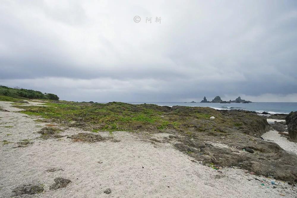 蘭嶼貝殼沙灘-19