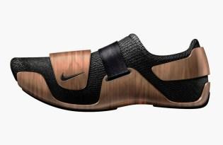 [鞋子設計]NIKE仿照經典椅《ALIVAR-717》鞋子