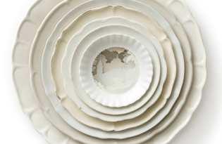 [器皿設計]層次鏤空瓷器