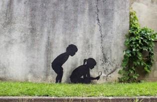 [插畫塗鴉]街頭彩繪創作