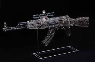 [視覺傳達]玻璃雕塑工藝品