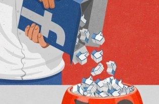 [圖文創作]現代社會主義諷刺插畫-稱讚不值錢
