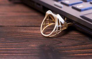 [產品設計]不怕搞丟的USB+戒指