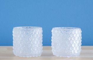 [器皿設計]氣泡玻璃杯Bubble Wrap Glass