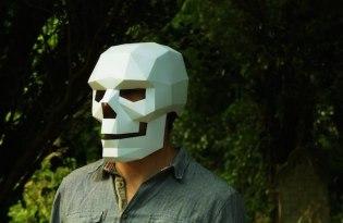 [視覺傳達]3D變裝紙面具