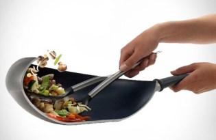 [廚具設計]人人都是翻鍋廚神的炒菜鍋