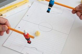 [文具設計]Peleg Design橡皮擦足球小人