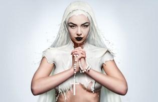 [攝影設計]性感美女液態藝術集