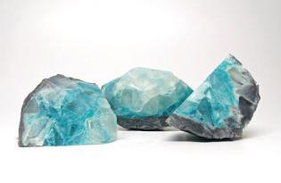 [商品設計]水晶礦石造型手工肥皂