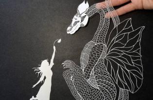 [工藝設計]金屬雕刻藝術