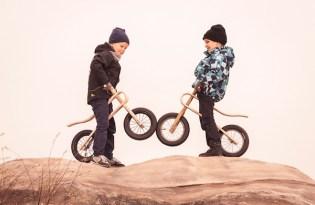 [交通工具設計]兒童學步滑板車「ZUMZUM Bike」