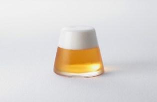 [文創設計]富士山啤酒杯