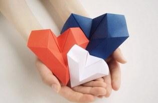 [設計工藝]摺紙藝術世界
