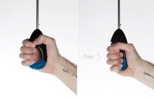 [產品設計]訓練握力的雨傘手把