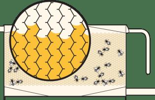 [產品設計]快速取蜜創新蜂巢屋