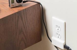 [產品設計]USB萬用插座設計「SnapPower Charger」