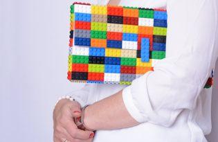 [文創設計]LEGO樂高經典款皮包