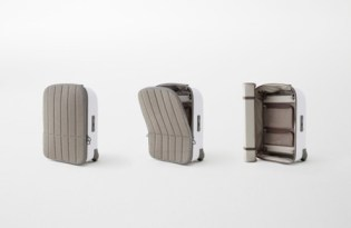 [產品設計]Nendo多向便利行李箱