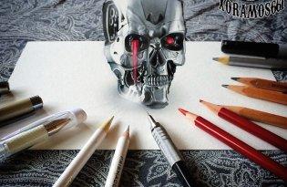 [插畫設計]超3D平面立體畫藝術
