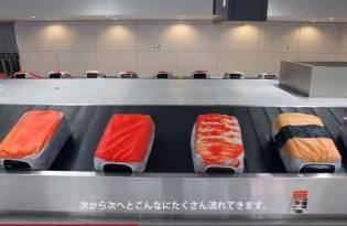 [產品設計]日本PARCO「壽司行李箱」