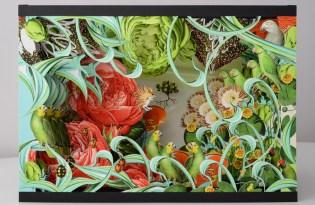[設計工藝]3D立體故事書藝術New Botany