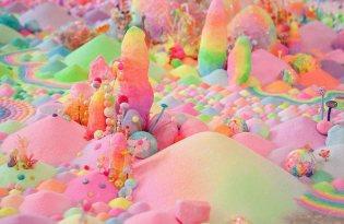 [平面攝影]糖果世界藝術