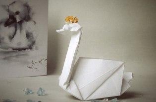 [設計工藝]wenlise創意摺紙藝術