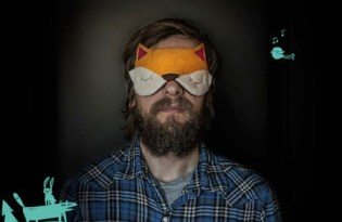 [文創設計]Ööloom可愛動物眼罩