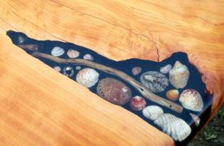 [產品設計]Woodcraft樹脂家具藝術