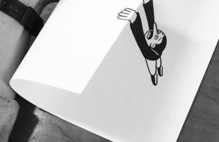 [平面設計]2D立體藝術插畫