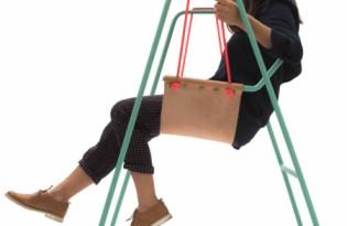 [家具設計]盪鞦韆高腳椅