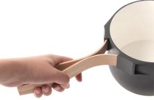 [廚具設計]木質把手鍋柄