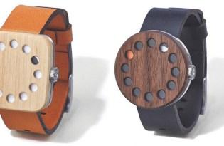 [產品設計]美國出品「木作質感手錶」