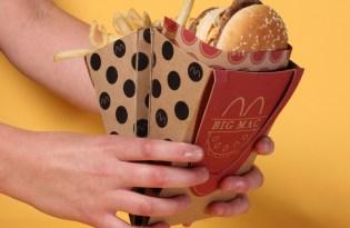 [產品設計]麥當勞創新包裝設計