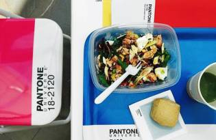[品牌行銷]Pantone Cafe 快閃咖啡店