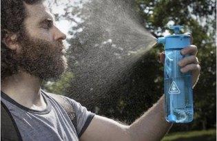 [產品設計]Lunatec Gear灑水隨身杯