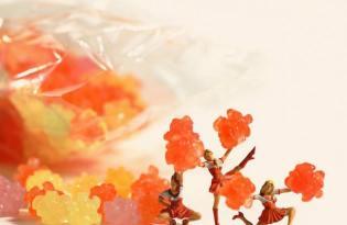 [創意攝影]日本出品「小人微型日曆藝術」