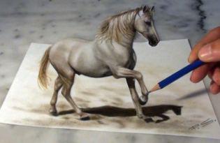 [視覺傳達]德國藝術「平面超擬真3D插畫」