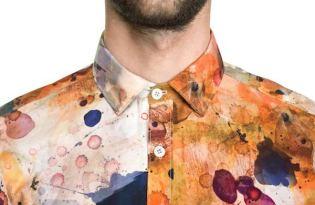 [創意行銷]污漬時尚服裝設計