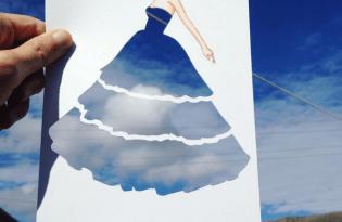 [視覺傳達]紙雕剪影攝影藝術