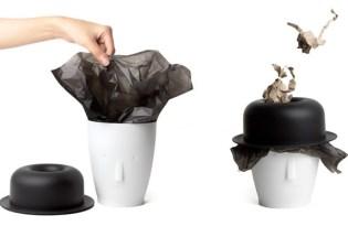 [產品設計]紳士帽萬用桶蓋