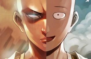 [插畫藝術]正義vs邪惡動漫人物臉部對比圖