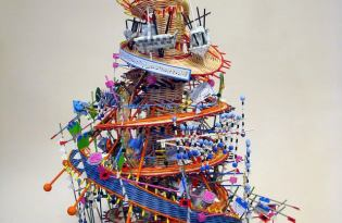 [設計工藝]波士頓出品「氣象雕塑立體圖」