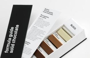 [文創設計]西班牙出品「Pantone 色票巧克力」