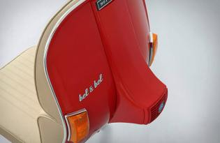 [家具設計]Scooter Chair復古椅