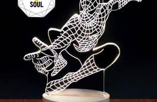 [產品設計]Decor Soul LED燈條檯燈